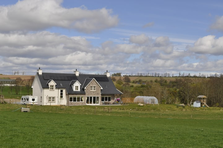 One Bed apartment The Garry,  Bankfoot, Perthshire