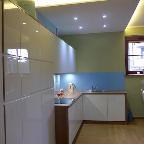Apartament na Teleekspresu - Krynica Morska - Apartment