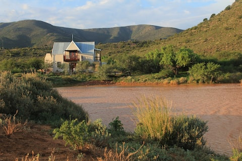 Vaalkop Private Game Lodge