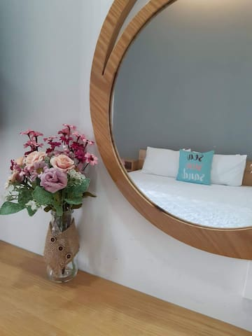 Nice Double Room in HANID Hotel