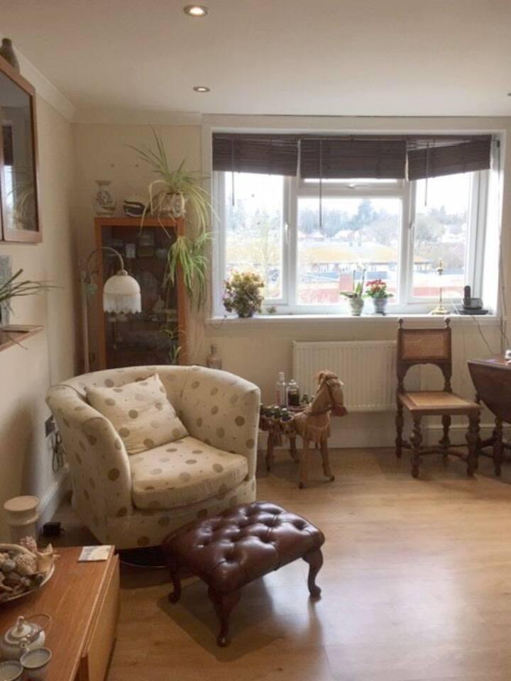 Comfortable Flat, Central Hemel Hempstead