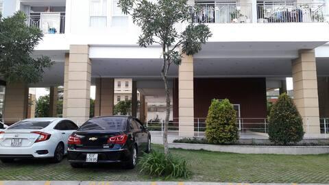 Huong homestay1 pool garden apartment Tân Phú HCMC
