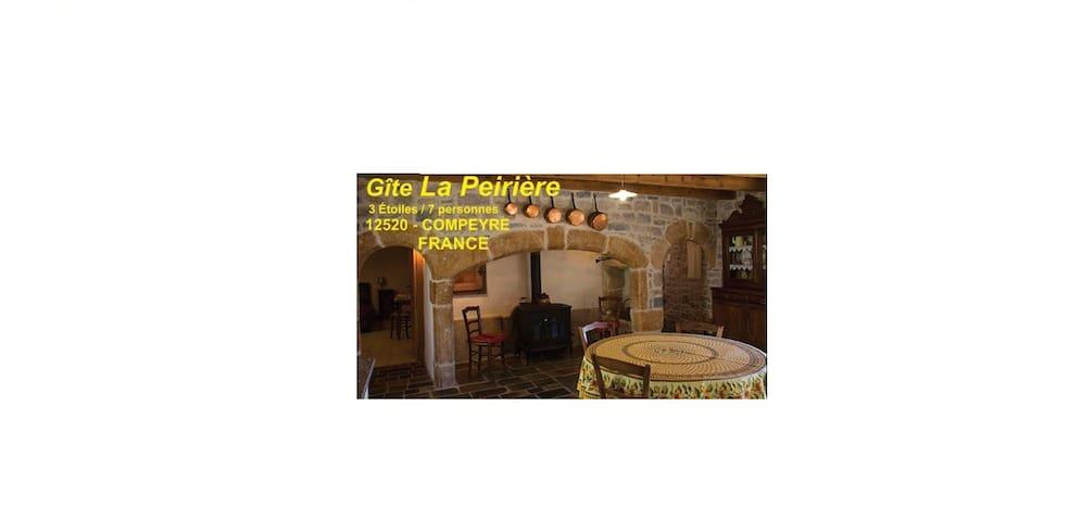 Gite La Peirière à COMPEYRE proche MILLAU / LARZAC - Compeyre - Serviced flat