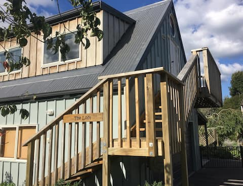 Birdsong and Bush- The Loft