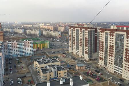 Квартира с шикарным видом - Хабаровск - 公寓
