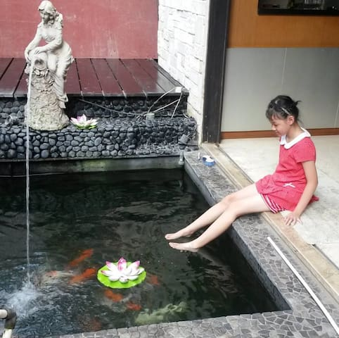 Clean&Confy House Karawaci near serpong Tangerang