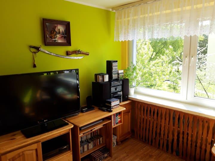 Mieszkanie SZCZECIN dobra lokalizacja dobra cena!