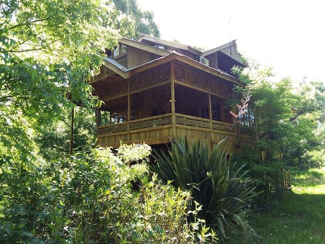 Cabaña en Delta Tigre - Tigre - Cabaña
