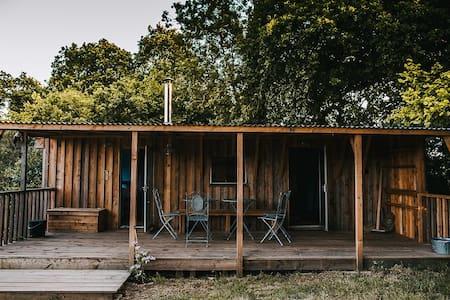 Boho Bunk Cabin @ Hayne
