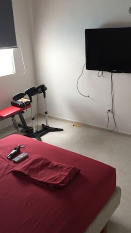 Habitación privada en casa compartida - Mérida - House