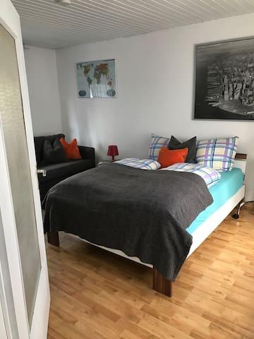 Apartment im Herzen von Söflingen - Ulm - Apartamento