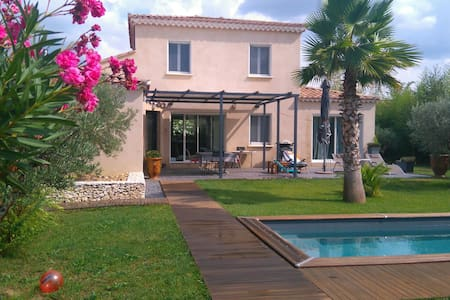 VILLA PASCALINE  2 Chambres 3 pers - Fons - House