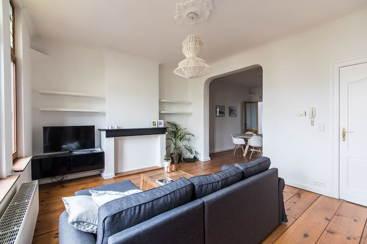 AAA location, Zuid, WIFI, park view, 4P, cozy, lux