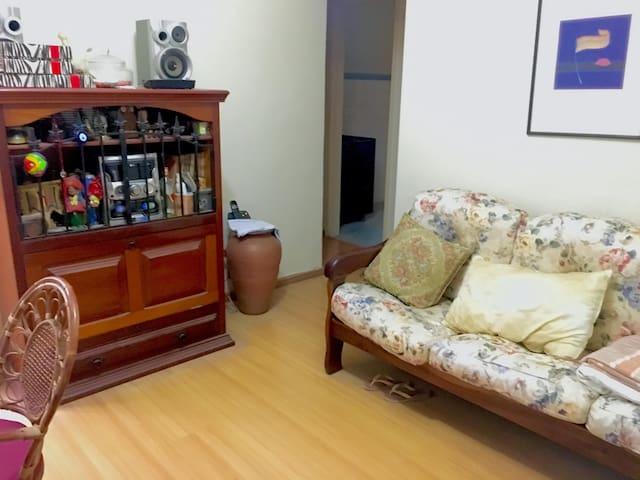 Apartamento Rio - Prático e Bem Localizado - 리우데자네이루 - 아파트