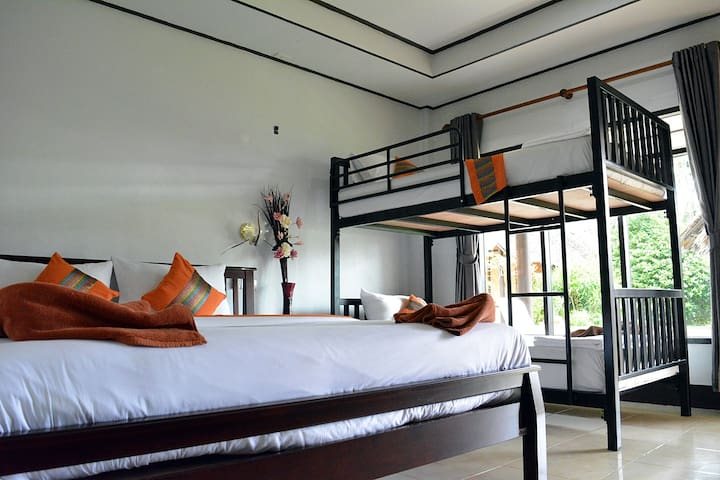 Lanta family Resort - Private Family villa - Ko Lanta Yai - Villa