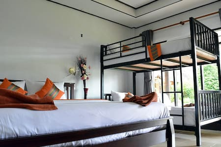 Lanta family Resort - Private Family villa - Ko Lanta Yai