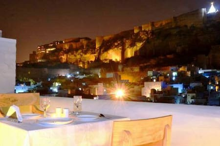 Jewel Palace Haweli With Balcony - Jodhpur - Inap sarapan