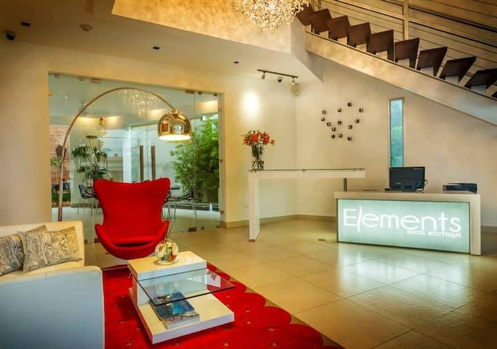 Elements Hotel Boutique