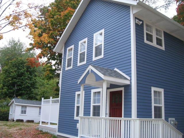 Livingston's fabulous Beachhouse