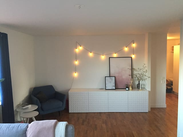 Big and spacy renovated apartment, central placed. - Gothenburg - Leilighet