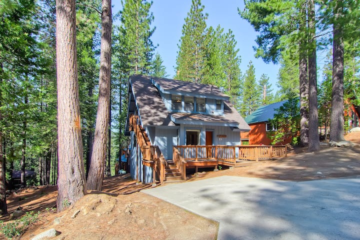 Yosemite's Pinetree Retreat