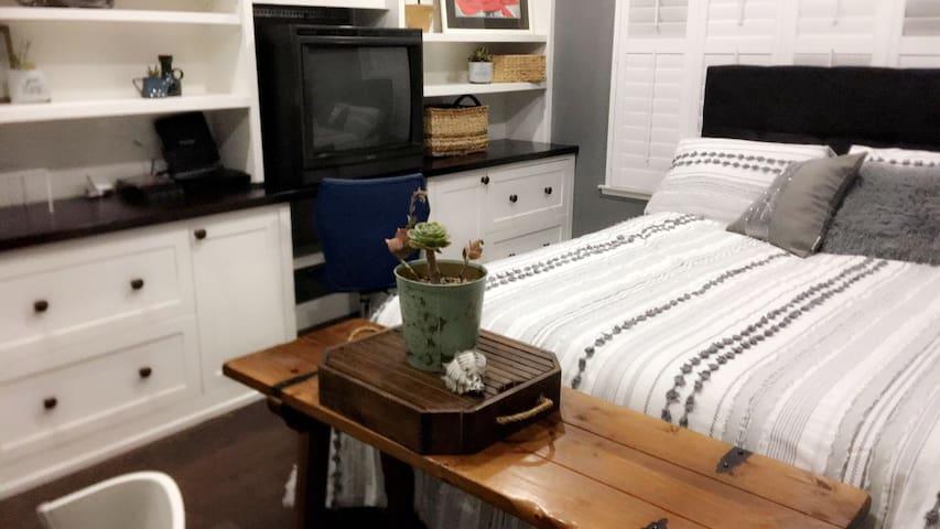Cozy Executive Room