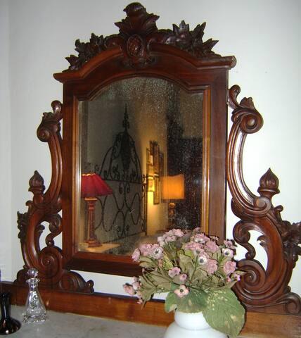 Camera Magnolia - Magnolia Bedroom