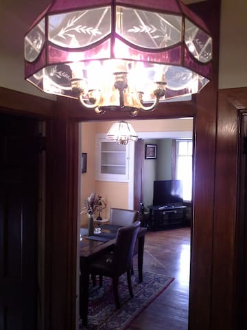 Washington DC area bungalow - Capitol Heights - House