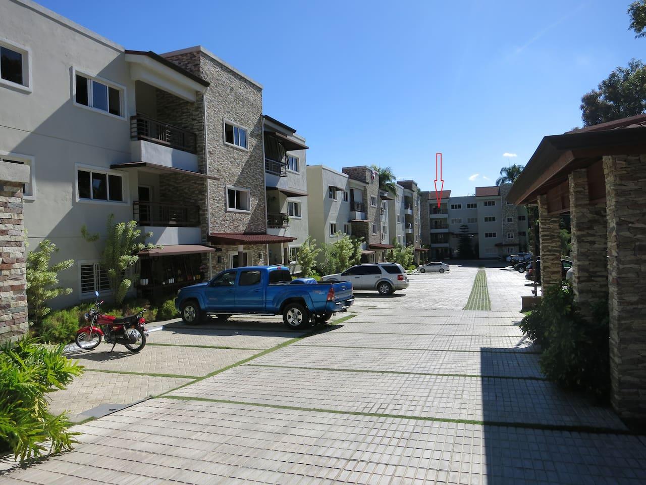 Spacious apartment in Jarabao close to City Centre - 155 qm