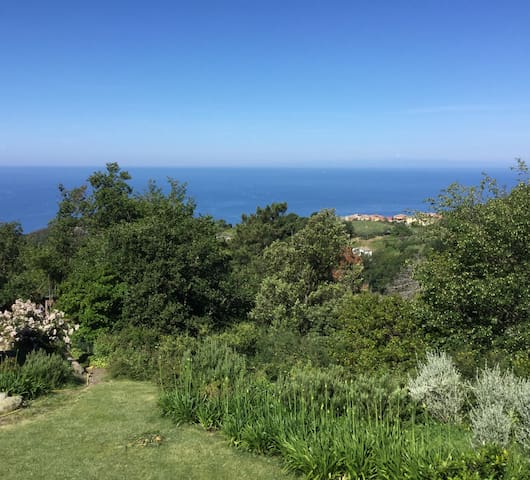 "Le Gronde ""Room with a View"" - Bonassola - Villa"