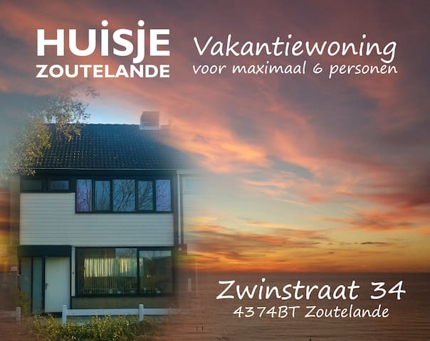 Fijne vakantiewoning in Zoutelande - Zoutelande - Casa