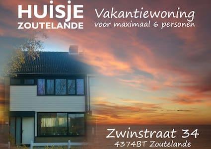 Fijne vakantiewoning in Zoutelande - Zoutelande