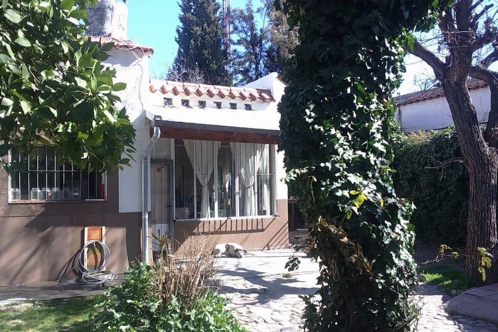La casa de chacras sweet home maisons louer luj n de cuyo mendoza argentine - Maison de l argentine ...