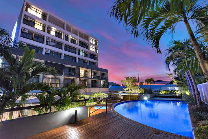 Studio - Cairns CBD - up to 3 months