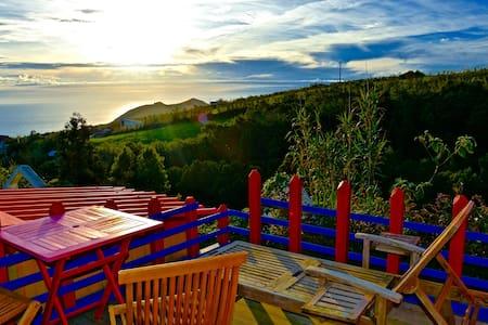 Casa Piri Piri unique cabin Azores - Ginetes