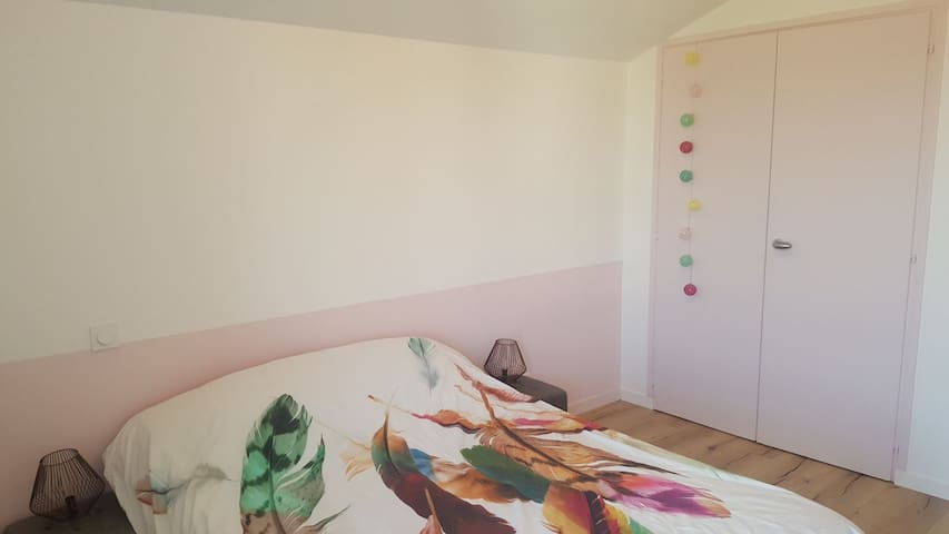 Chambre en toute simplicité
