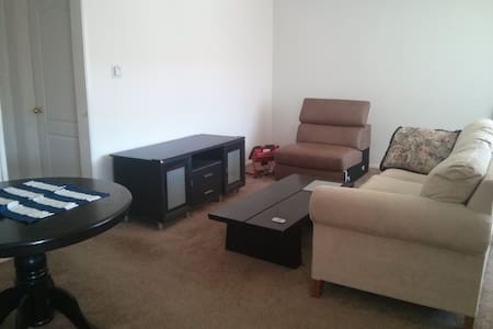 Single room in shared apartment in quiet building. - San Gabriel