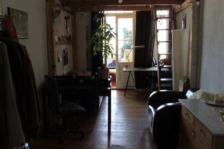 Cozy furnished room -excellent location in Kiel - Kiel - Lejlighed