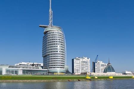 Art-Apartment Leo -  Wohnen mit Kunst - Bremerhaven
