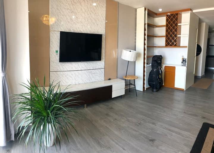 3 Bedroom  SHP Khánh Phong Homestay Model Style