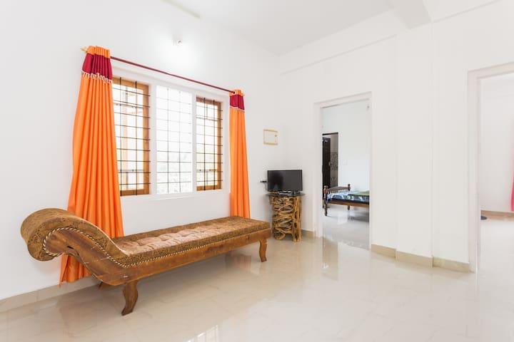 2 Bed Room Apartments with Kitchen - Idukki - Apartamento
