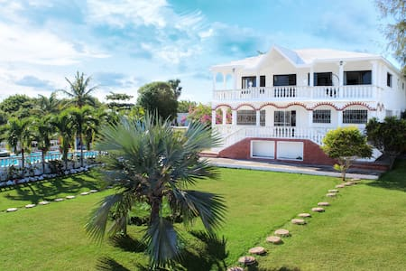 VILLA★ - Oceanview Alia - Pool & Basketball court