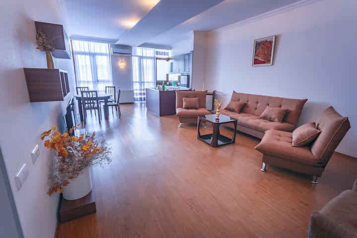 Apartment in the hearth of Tbilisi