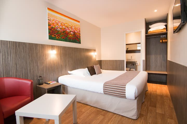SUPERIOR DOUBLE ROOM/ CHARMING HOTEL 3***
