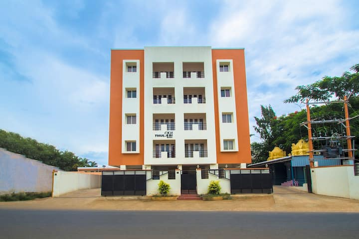 ThulasiRams Service Apartments (3BHK)