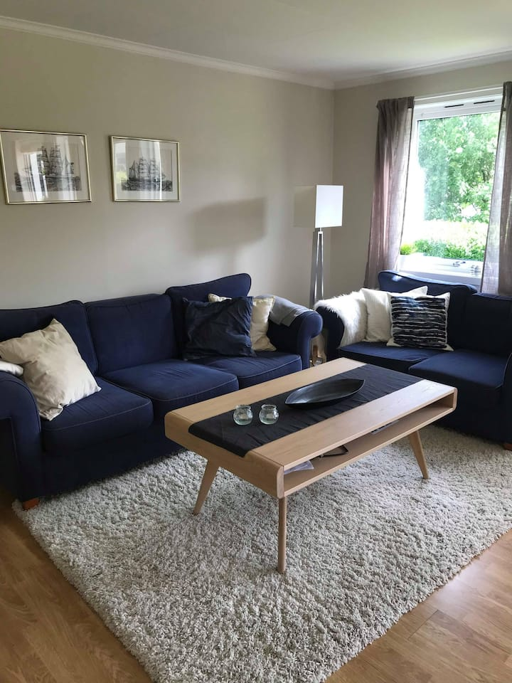 Refined 2 Bedroom Apartment