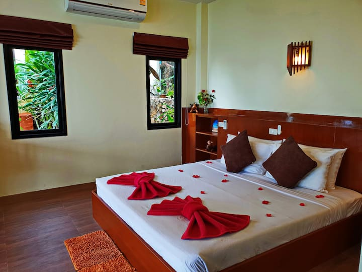 Junior Suite with Terrace by Laem Sila Resort