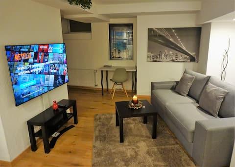 Νέο ανακαινισμένο διαμέρισμα κοντά στο κέντρο της Βέρνης