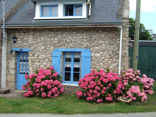 Maison de pêcheurs à Sarzeau -  Golfe du Morbihan - Sarzeau - Talo