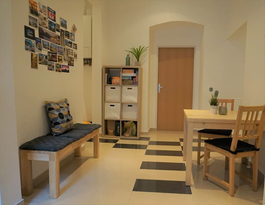 Common Area - come home and relax... :)